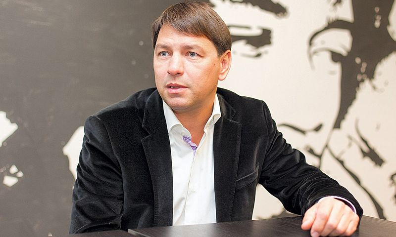 """Marijus Cilcius, """"Mineralinių vandenų"""" generalinis direktorius., Irmanto Gelūno (""""15min"""") nuotr."""