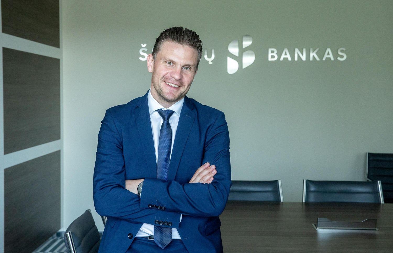 u0160iauli u0173 bankas b u016bsto kreditavimo ambicijas matuoja kitur