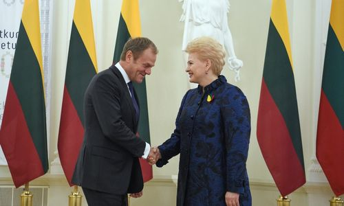 D. Grybauskaitės šansai tapti viena iš ES lyderių – migloti