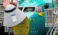 """""""Boeing 737 Max"""" nekils ilgiau, nei planuota, kitų modelių parduoti taip pat nesiseka"""