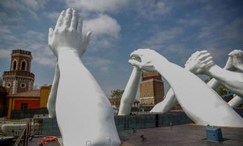 Nuosprendis Venecijos bienalei: kvailas menas kvailais laikais
