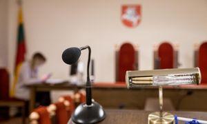 Prokuroras keičia kaltinimus R. Paksui ir G. Vainauskui