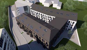 Šalia LFF stadiono Vilniuje planuoja būstų ir biurų