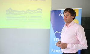 Apie 60% Lietuvos įmonių sukuria 16% pridėtinės vertės