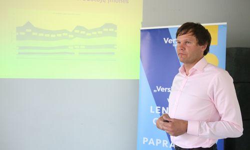 Apie 80% Lietuvos įmonių sukuria 16% pridėtinės vertės