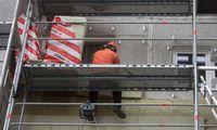 Daugiabučio renovacijos defektams šalinti prisiteisė 150.000 Eur