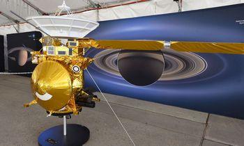 Iliustruotoji istorija: kosmoso pionierius sulaukė kamikadzės likimo