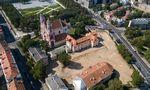 Šv. Jokūbo ligoninės architektūros konkurso sąlygas suderino su paveldosaugininkais