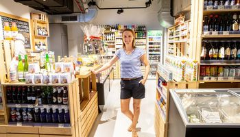 Kodėl parduotuvė parduotuvėje geriau už krautuvę senamiestyje