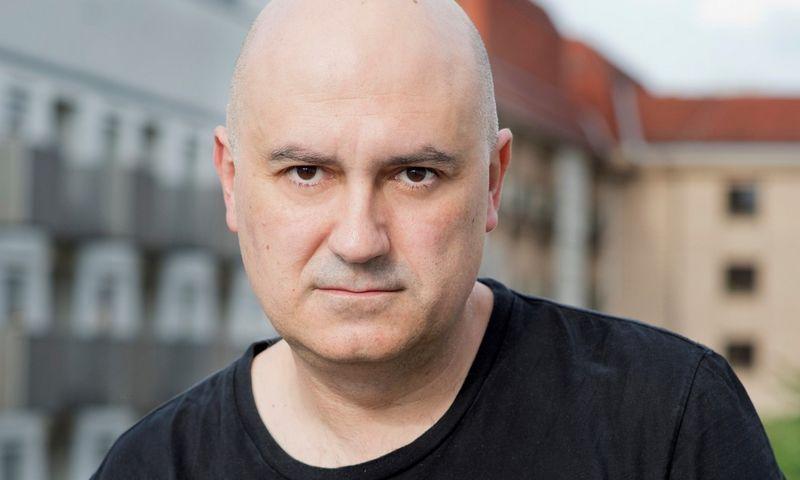 Katalonų režisierius Calixto Bieito. Vilniaus festivalio nuotr.