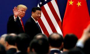 D. Trumpas kitą savaitę susitiks su Kinijos lyderiu