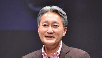 """""""Sony"""" prikėlęs Kazuo Hiraipalieka kompaniją"""