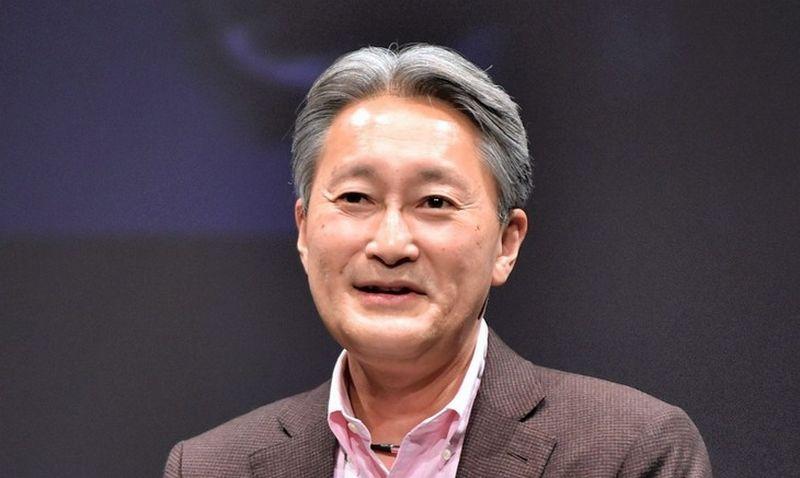 """Kazuo Hirai, """"Sony"""" palieka šiandien. Kazuhiro Nogi (AFP/""""Scanpix""""/""""Reuters"""") nuotr."""