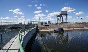 Sausra džiovina Kauno hidroelektrinės gamybos rezultatus