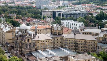 Lukiškių kalėjimas bus iškeltas liepą, žada ministras