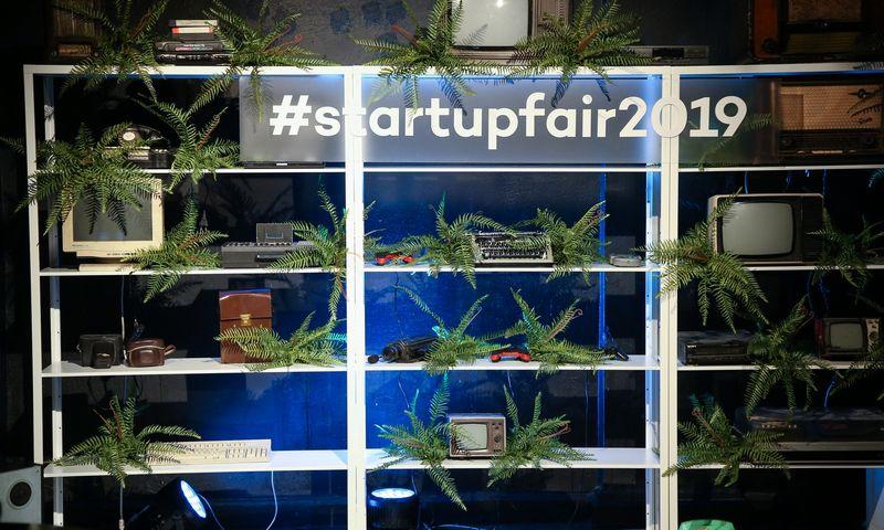 Startup Fair, mugė. Vladimiro Ivanovo (VŽ) nuotr.