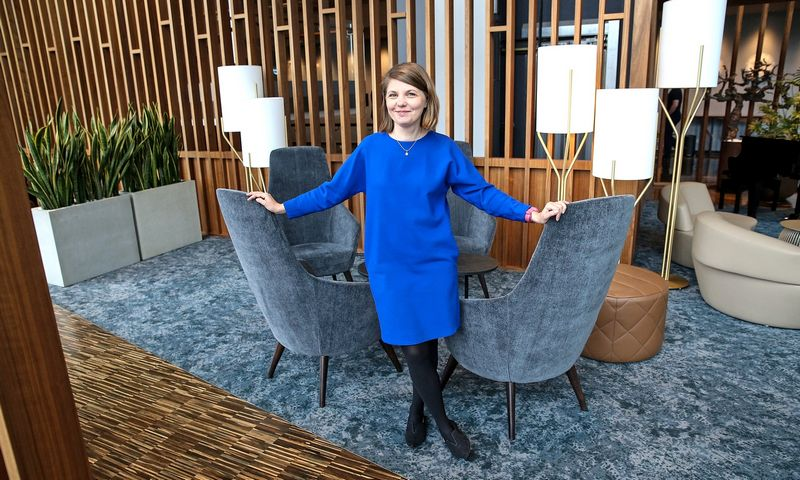 """Laura Duksaitė-Iškauskienė, vadovų ir valdybos narių paieškos įmonės """"Master Class Lietuva"""" vadovaujanti partnerė. VLadimiro Ivanovo (VŽ) nuotr."""