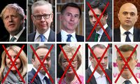 Iš kovos dėl JK premjero posto pašalintas dar vienas kandidatas