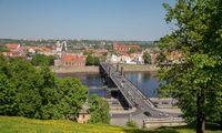 Keturioms savaitėms uždaromas Aleksoto tiltas Kaune