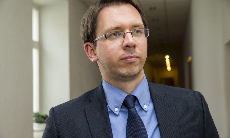 Joris Gintilas, buvęs CAA vadovas. Vladimiro Ivanovo (VŽ) nuotr.