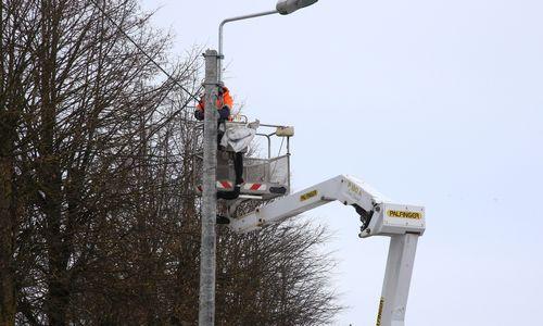 Vilniaus valdžia suteikė 26 mln. Eur garantiją miesto apšvietimui modernizuoti