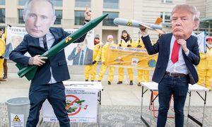 """Pagal branduolinę ginkluotę – pasaulis grįžta į """"šaltojo karo"""" pozicijas"""