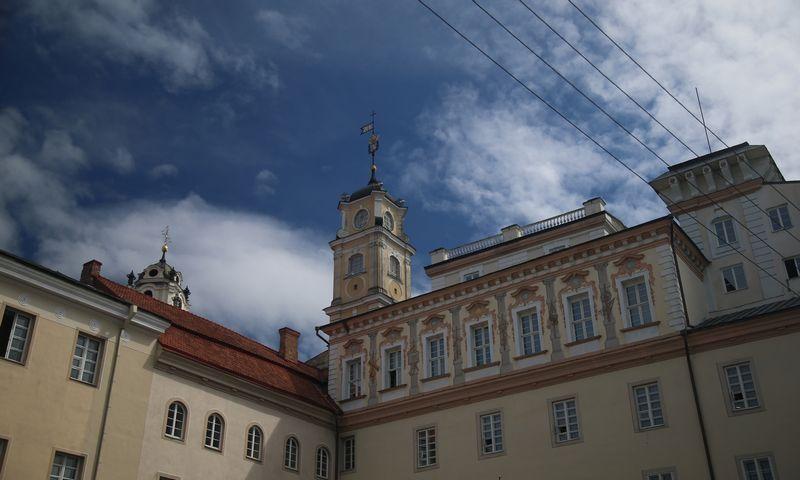 Vilniaus universitetas. Vladimiro Ivanovo (VŽ) nuotr.