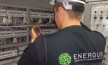 """UAB """"Energus"""": įmonėms energetinis efektyvumas turėtų rūpėti ne tik dėl sutaupomų pinigų"""