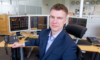 """Pleškėjo """"Valmieras"""", techniškai koregavosi """"Tallink"""" akcijos"""