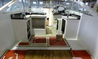 """Motorlaiviųgamintoja """"Marex Boats"""" tariasi dėl elektrinių autobusų korpusų gamybos"""