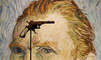 Aukcione parduotas ginklas, kuriuo galimainusišovė V. Van Goghas