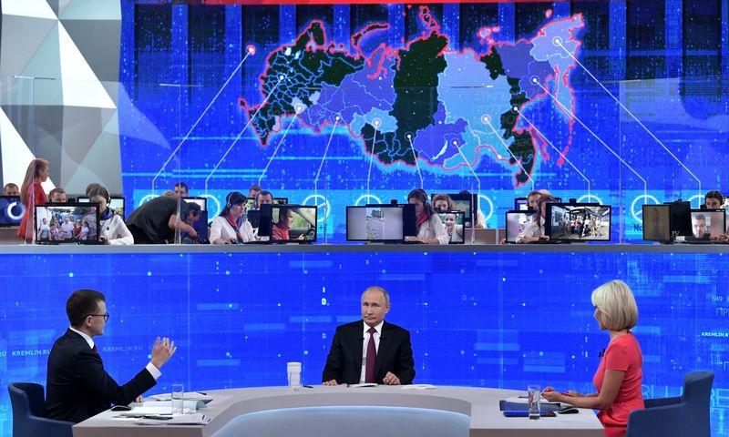 """Reuters""/""Sputnik""/""Scanpix"" nuotr."