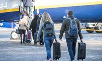 Lietuvos gyventojai šiemet daugiausiai keliavo į D. Britaniją ir Baltarusiją