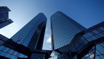 """JAV pradėjo kriminalinį """"Deutsche Bank"""" veiksmųtyrimą"""