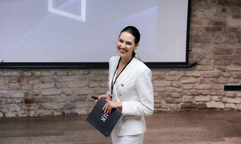 Vadovų MBA studijų direktorė dr. Audronė Nakrošienė.