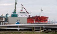 Klaipėdos uostas pagal krovą užtikrintai pirmauja Baltijos valstybėse