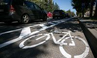 Vilnius tankina dviračių takų tinklą – pradedamas tiesti dar vienas