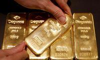 Auksas – jau 6 metų aukštumose