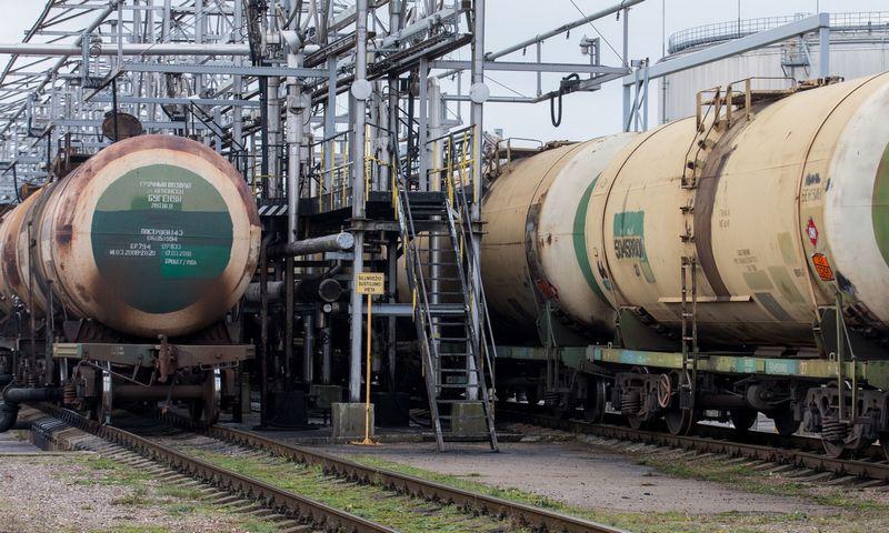Naftos produktų eksportas pernai išaugo 7,3%. Juditos Grigelytės (VŽ) nuotr.