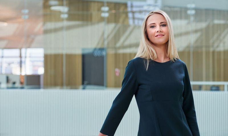 """Toma Jensen, UAB """"KPMG Baltics"""" audito skyriaus direktorė sako, kad prieš žengdamos į užsienio rinkas, šeimos bendrovės pirmiausia stiprina ryšius su panašias vertybes ir verslo principus pripažįstančiomis vietos įmonėmis. Bendrovės nuotr."""