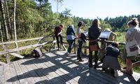 Geri orai į nacionalinius parkus vilioja rekordinius turistųsrautus