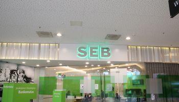 """SEB nenori """"likti ant ledo"""" dėl LIBOR ir EURIBOR pokyčių"""