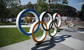 """""""Coca-Cola"""" ir Kinijos pieno kompanija kartu rems olimpines žaidynes: suma - rekordinė"""