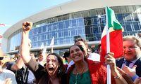2026-ųjų žiemos olimpiada vyks Italijoje
