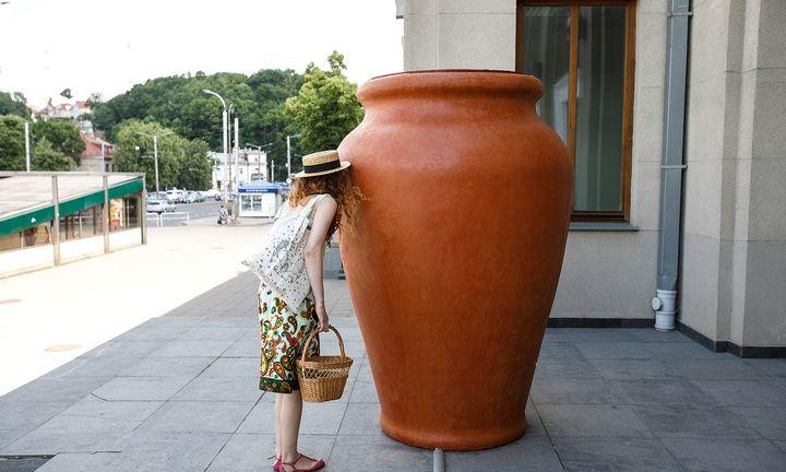 Kauno bienalė: kelionė kaip miesto pokyčių metafora