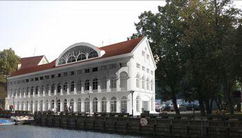 Pačiame Klaipėdos centre projektuojamas viešbutis
