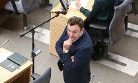Seimo komisija siūlo tenkinti prašymą naikinti P. Gražulio neliečiamybę