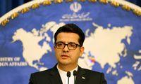 Iranas: diplomatiniai santykiai su JAV nutrūks visam laikui