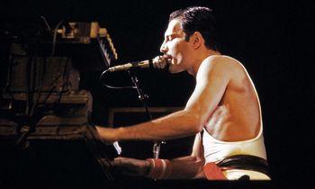 Rastas pradingęs F. Mercury atliktos dainos įrašas