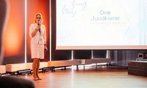 Tarp 40 įtakingiausių dirbtinio intelekto srityje dirbančių lyderių – ir lietuvė